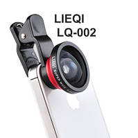 Линзы для макросъёмки (Набор объективов)на телефон Leiqi LQ-002