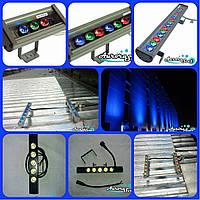 линейные светильники для архитектурно-художественной подсветки C