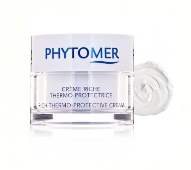 Защитный крем для сухой кожи лица Phytomer
