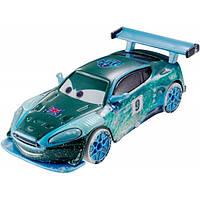 Cars CGX66 CDR25 машинка Raoul Nigel Gearsley из м/ф  Гонки на Льду, Mattel, фото 1