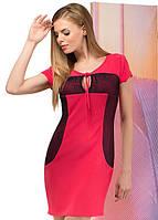 Платье женское короткое облегающее