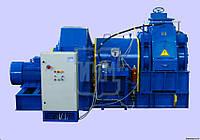 Пресс валковый для брикетирования мелкофракционных сырьевых материалов. Модель 22ПС