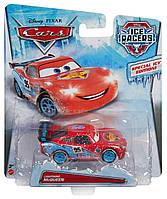 Cars CDR26 CDR25 машинка Молния Маккуин из м/ф  Гонки на Льду, Mattel , фото 1
