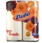 Бумажные полотенца Диво 2 шт