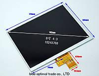 "Дисплей для планшета 8"" IconBIT NetTAB Parus II"