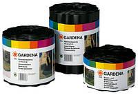 Бордюр садовый черный Gardena 9х9