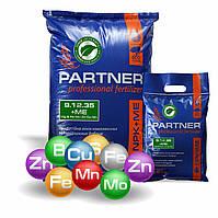 З підвищеним вмістом калію NPK 9:12:35 + ME. 25 кг.  Partner Intensive Партнер интенсив