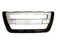 Накладки на бампер передние+задние Mitsubishi Outlander 2014+