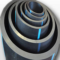 Труба ПЭ водопроводная Ø 75 (6 атм)