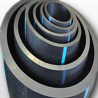 Труба ПЭ водопроводная Ø 110 (6 атм)