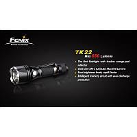 TK22XM-L2 : Фонарь FENIX TK22 XM-L2