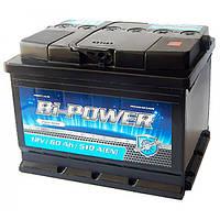 Аккумулятор BI-POWER 75Ah-12v (276x175x190) правый +