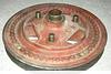 Шкив вариатора барабана ведущий блок (большой) 54-2-40 Нива СК-5