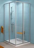 Дверь раздвижная для душ. кабины Ravak Supernova SRV2-75 S белый/grape 14V30102ZG, 740х1850 мм