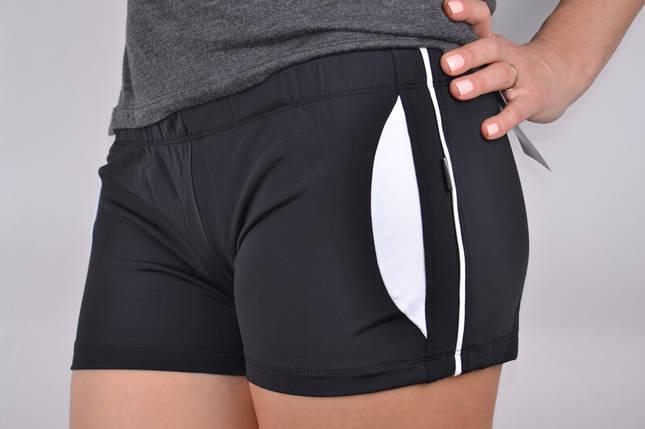 Женские шорты микромасло (WCT-020) | 5 шт., фото 2