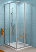 Дверь раздвижная для душ. кабины Ravak Supernova SRV2-75 S белый/прозрачное 14V30102Z1, 740х1850 мм