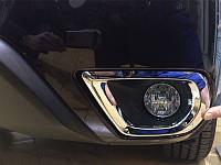Хром галогенок на Subaru Forester 2013+ (BKT-SF-L33)