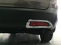 Хром на задние габариты Honda CRV 2012+ (BKT-CRV-L24)