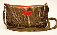 Женская сумочка Маки темно-серая, фото 1