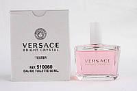Женская туалетная вода Versace Bright Crystal (Версаче Брайт Кристал) 90 ml (тестер без крышечки)