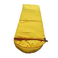 Спальный мешок-одеяло 2,25*0,75  демисезон