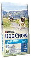 Корм для щенков крупных пород Purina Dog Chow Puppy Large Breed