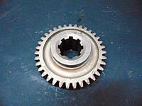 Шестерня привода лебедки трактора ТДТ 55. 55-12-13