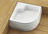 Душевой поддон Aquaform STANDARD 90х90 глубокий с сиденьем, фото 1