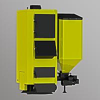 Котел твердотопливный Kronas Combi 17 кВт