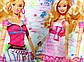 Полуторный детский комплект постельного белья Барби, фото 3