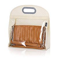 Чехол для хранения сумки бежевый BE-01N Handy-Home