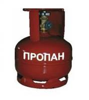 Баллон газовый бытовой, 5 л (Novogas, Беларусь)
