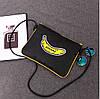 Женская сумочка с рисунком банана, фото 3