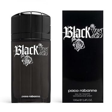 туалетная вода для мужчин Paco Rabanne Black Xs Pour Homme 100 Ml