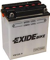 Exide 12Ah L+ 165A (Moto)