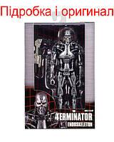Підробка фігурки NECA Endoskeleton T800 Re-Edition 2015