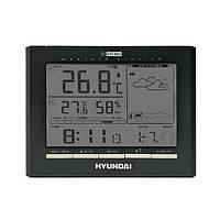 Метеостанция Hyundai WSC 2180В черная