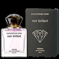 Женская парфюмированная вода Noir Brillant от Christopher Dark