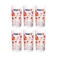 Набор стаканов 270 мл. Luminarc Country Flower tp1958g