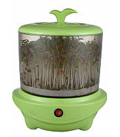 Проращиватель Astor ASB 1358 Green, автоматический проращиватель семян, гидропонный проращиватель семян
