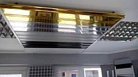 Новый магазин алюминиевых потолков во Львове