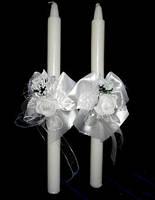 """Свечи для мам тонкие  """"Свадебный букет"""""""