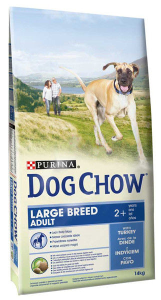 Корм для собак крупных пород Purina Dog Chow Adult Large Breed