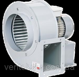 Вентилятор радиальный ф140 с центрифугой (1100 м3/час)