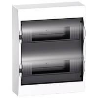 Щит распределительный навесной 24 модуля прозрачная дверь Easy9 EZ9E212S2S