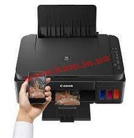 МФУ А4 Canon PIXMA G3400 c Wi-Fi (0630C009)