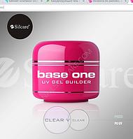 Прозрачные гель Base One Clear  (разлив) 500грамм