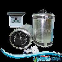 Система промышленной вентиляции, рекуператор Прана -340А