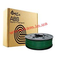 Нить XYZ для ABS-картриджа для 3Д-принтера зеленая Fil. ABS Refill (RF10BXEU06D)