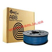 Нить XYZ для ABS-картриджа для 3Д-принтера голубая Fil. ABS Refill (RF10BXEU03K)